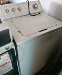 white top-load clothes washer Mesa, 85208