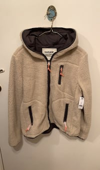 Garage Sherpa jacket
