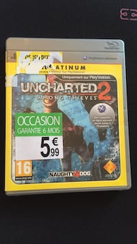 Uncharted 2 PS3  Carrières-sous-Poissy, 78955