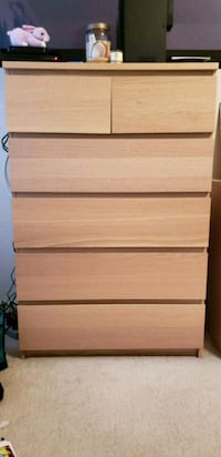Malm 6 drawer  Bowie, 20716
