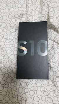 (NEW) Galaxy S10 128G Black (Unlocked) Toronto, M3J 0G5