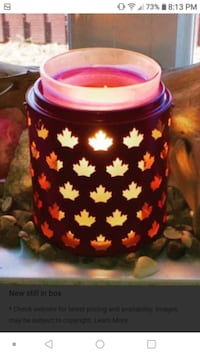 BRAND NEW IN BOX TRUE NORTH SCENTSY WARMER Welland