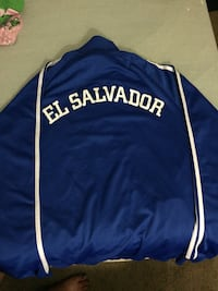 Jacket El Salvador size small unisex like new  Hyattsville, 20783