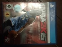 Sony PS3 Madden NFL 16 game case