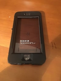 Black used lifeproof Lula, 30554