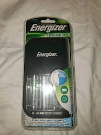Energizer 15-minute Battery Charger with car adapt Rogers, 72758