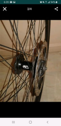 28 inch Canondale front wheel Bronx, 10460