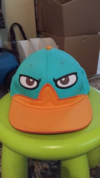 Perry the platypus hat Vaughan, L4K 2L3
