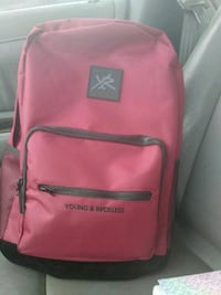 Young&Reckless backpack