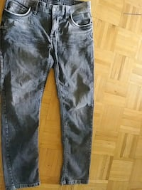 Gray jeans for men size 34 Toronto, M3C 1B5