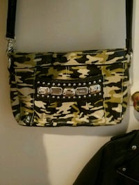Army purse Bronx, 10457
