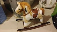 Rocking horse with sounds & motion Vaughan, L6A 4B8