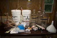 Home Brewing Equipment Collection Indianapolis
