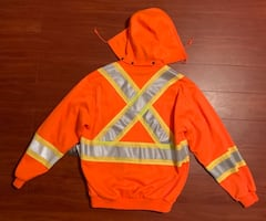 *NEW* Work King Safety Hoodie