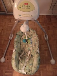 EUC Infant swing Mississauga, L5N