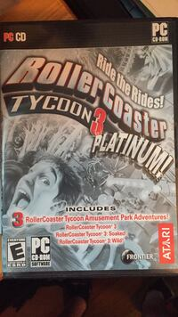 Roller Coster Tycoon 3  Platinum Niles, 60714