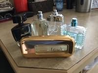 ASSORTED WOMANS PERFUMES.    $30 FOR ALL . 3156 km