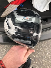 2018 M3 Taylor made Right handed X shaft driver Boston, 02110