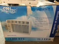 New air conditioner 12.000 btu London, N6E 3S8