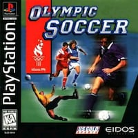PS1 OYUN : OLYMPIC SOCCER