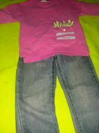 size 7 girls outfit Amarillo, 79108