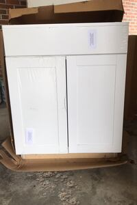 27 inch white base cabinet  Berryville, 22611