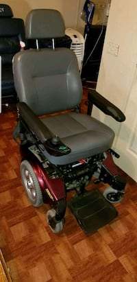 INVACARE Pronto M91 Sure new batteries