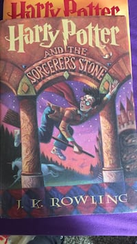 Harry pottr and the sorcesers stone by j.k rowling Suitland, 20746