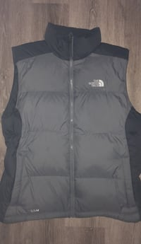 The north face series 550 vest New Westminster, V3L