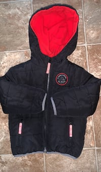 Carters Toddler Hooded Puffer Jacket!