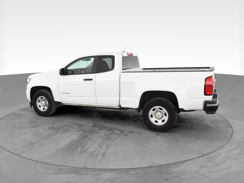 2018 Chevy Chevrolet Colorado Extended Cab pickup Work Truck Pickup 2D 51417a78-8de3-4860-8d53-ee7640cf504b