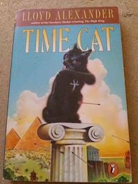 Book: Time Cat