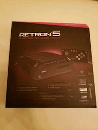 Retron 5 - Like New in Box Mississauga, L4Z 0A5
