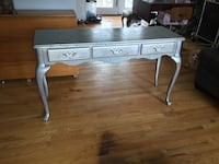 Silver Desk/Dressing Table Laurel, 20708