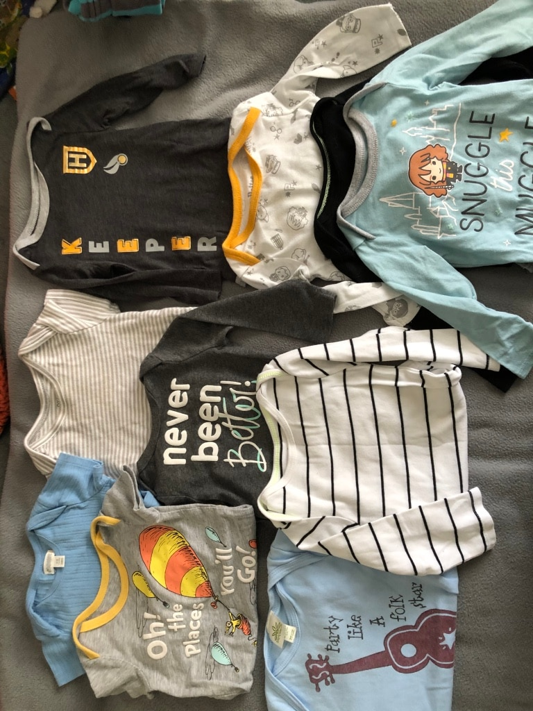 Photo 12 month baby boy clothes