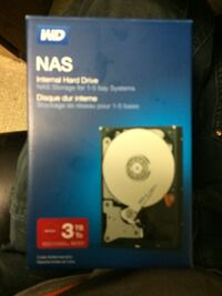 WD Red 3TB NAS Hard Disk Drive Vancouver, 98664