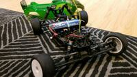 team assocciated rc10e 1/10th scale brushless Burnaby