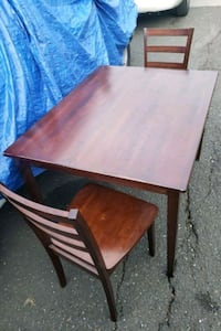 IKEA STYLE TABLE AND CHAIR SET