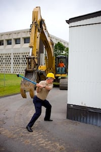 We complete all demolition. We destroy our competitors in price and in quality Bradford
