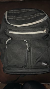 black and gray backpack Lower Paxton, 17109