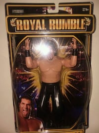 WWE GREAT KHALI  action figure Cartersville