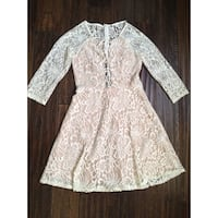 Forever21 White Laced Dress  Long Beach, 90815