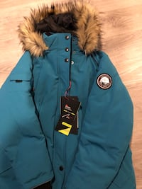 New ladies extreme warm jacket size 16-18 Winnipeg, R3L 0V1