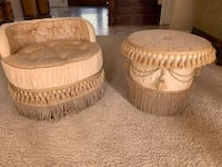 Two Ottomans Troy, 48084