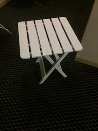 white wooden table with chair Kensington, 20895