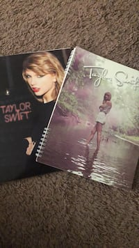 Taylor Swift Notebooks