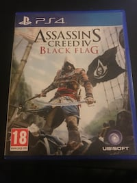 Assassins Creed Black Flag PS4 Burnaby, V3N 0A8