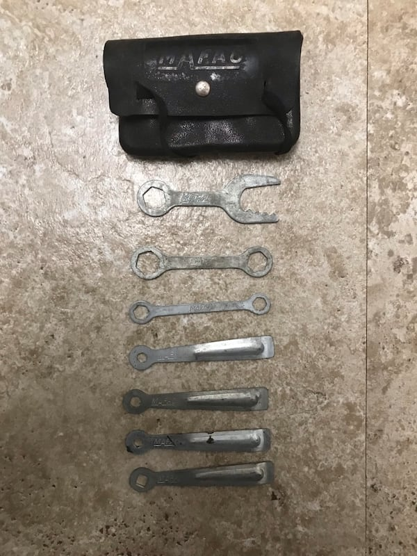 Mafac Road Bike Tool Set Vintage Good Quality 7ae4a056-a742-41f3-98f7-65ed0b806ee8