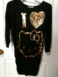 H&M Hello Kitty long T, 12-14yr Burnaby, V5G 1V6