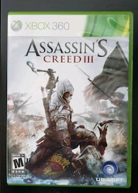 Assassin's Creed 3 for Xbox 360